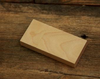 16gb FAST USB 3.0 - Maple wood flash drive