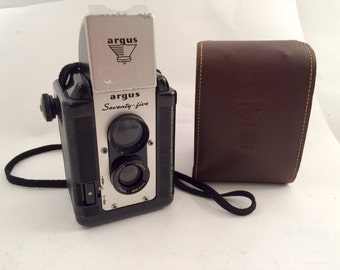 Argus 75 Seventy-Five Viewfinder Film Camera