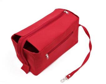 Bag insert organizer MANSUR Gavriel purse insert ,constant clutch+ Ipad case +keychain+creditcard+pen holder+flap, bottle holder ,EXPRESS