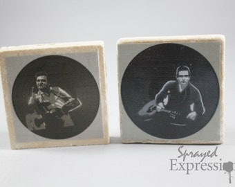 Johnny Cash Magnets