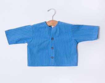Infant Jacket - Blue Baby Jacket