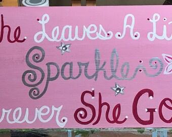 Girl Sparkle