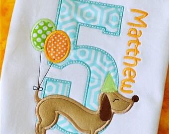 Dog Birthday Shirt, Pet Birthday, Dog Shirt
