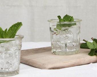 Glass Jam Jars (set of 2)