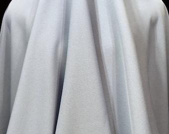 Periwinkle Fabric, Crepe, Purple Blue Fabric, Dress Fabric, Material, Periwinkle Fabric, Flowy Fabric, Periwinkle Blue (F1-015)