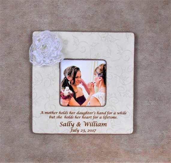 Wedding Gift To Mom : Wedding Gift to Mom Personalized Gift Daughter Gift to Mom Mother of ...