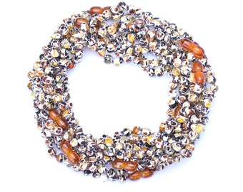 Baltic Amber Teething Necklaces Wholesale - 10 Amber Necklaces - Safety knotted