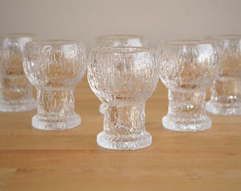 Iittala Kekkerit Liqueur Glasses Set of 6