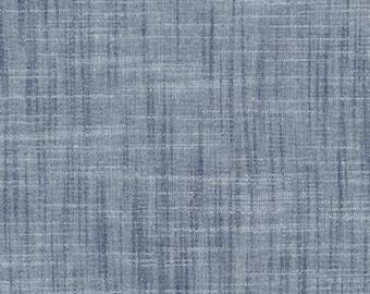 Manchester Yarn Dyed in Denim - Robert Kaufman Cotton Fabric