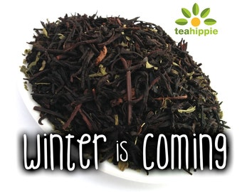 50g Winter Is Coming - Loose Black Tea (Game of Thrones Inspired)