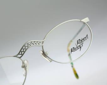 Robert Rudger Mod 770  118-17 / Vintage eyeglasses & sunglasses / 90S unique and rare