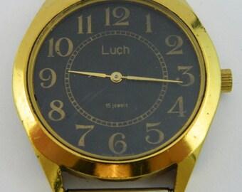 USSR Russian watch LUCH #76