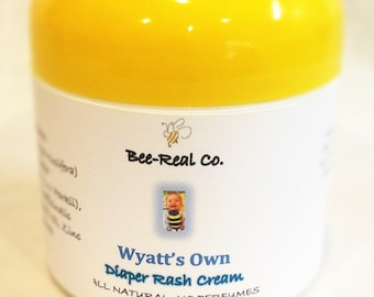 All Natural Diaper Rash Cream