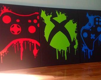 Xbox Three Piece Set