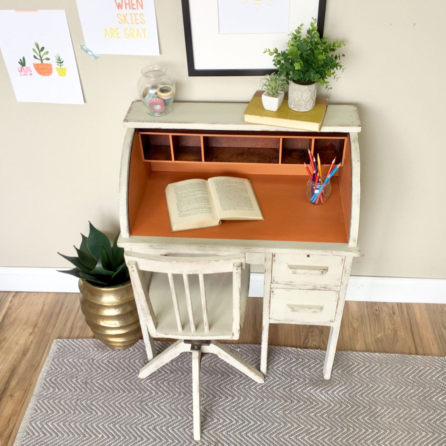 Small Kids Desk Kids Room Furniture Small Wooden Desk