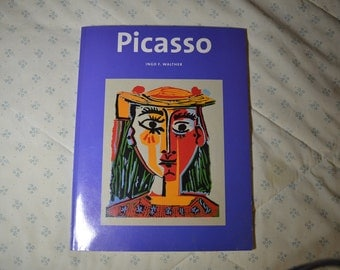 Book-Picasso by Ingo F.Walther