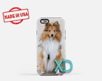 Collie iPhone Case, Dog iPhone Case, Collie iPhone 8 Case, iPhone 6s Case, iPhone 7 Case, Phone Case, iPhone X Case, SE Case