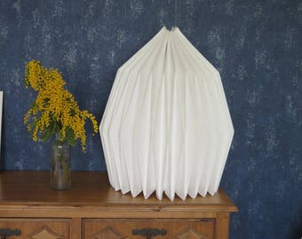 XXL origami lampshade. waterproof lampshade, origami light,