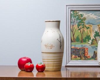 Ellgreave Pottery Vase