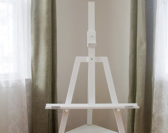 TV stand easel (Pure White) Free shipping