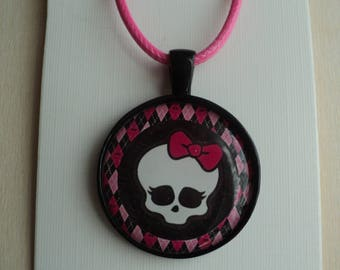 The Monster High inspired Birthday Party Favors.