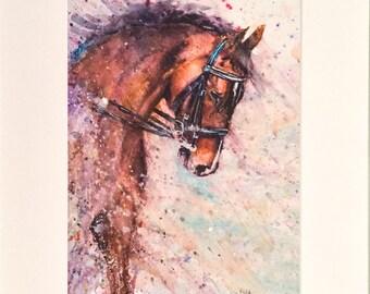 Gallop Giclée Fine Art Print