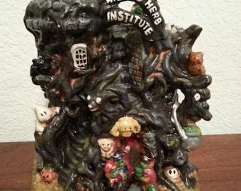 Ceramic Wizard Etsy