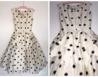 Amazing Suzy Perette 1950's Pinup Party Dress