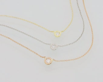 Solo Fling Necklace