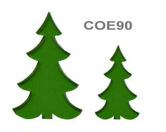 Bullseye COE 90 Slim TREE Fusible Glass Spring Green Choice Fusing Supplies
