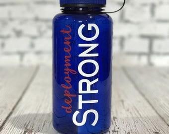 Water Bottle Motivator - Custom Water Bottle - Personalized Water Bottle - Wide Mouth - BPA Free Water Bottle