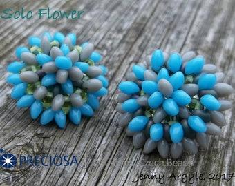 TUTORIAL Solo Flower