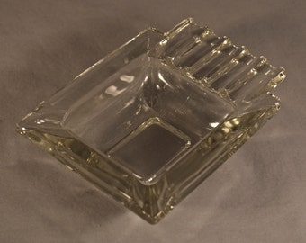 Vintage Art Deco Ashtray