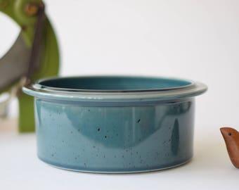 Arabia Finland - MERI - big serving bowl - Ulla Procopé - 1970s - Scandinavian mid century tableware