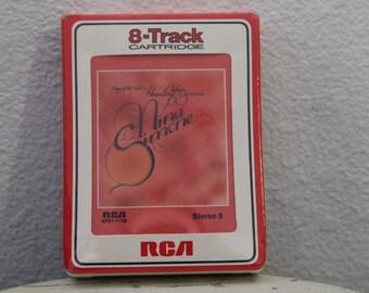 SEALED - Songs Of The Poets - Nina Simone, George Harrison, Bob Dylan, 8 Track Cartridge