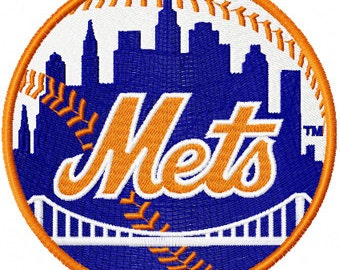New York NY Mets Embroidered Royal Blue Towels - You choose the size