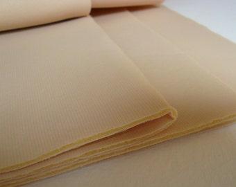 Bra Making Cut and Sew Foam. Padding Fabric. Nude/ Beige . Sewing Craft.