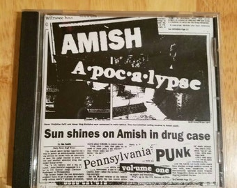 Amish Apocalypse v/a CD