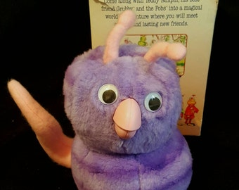 Fob Hand Puppet the World of Teddy Ruxpin