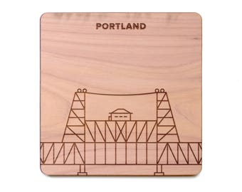 Portland Coaster - Steel Bridge