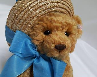 Steiff Enesco Cherished Teddy, Vintage Steiff/Enesco Daisy, Mohair Daisy Bear, Heirloom Bear