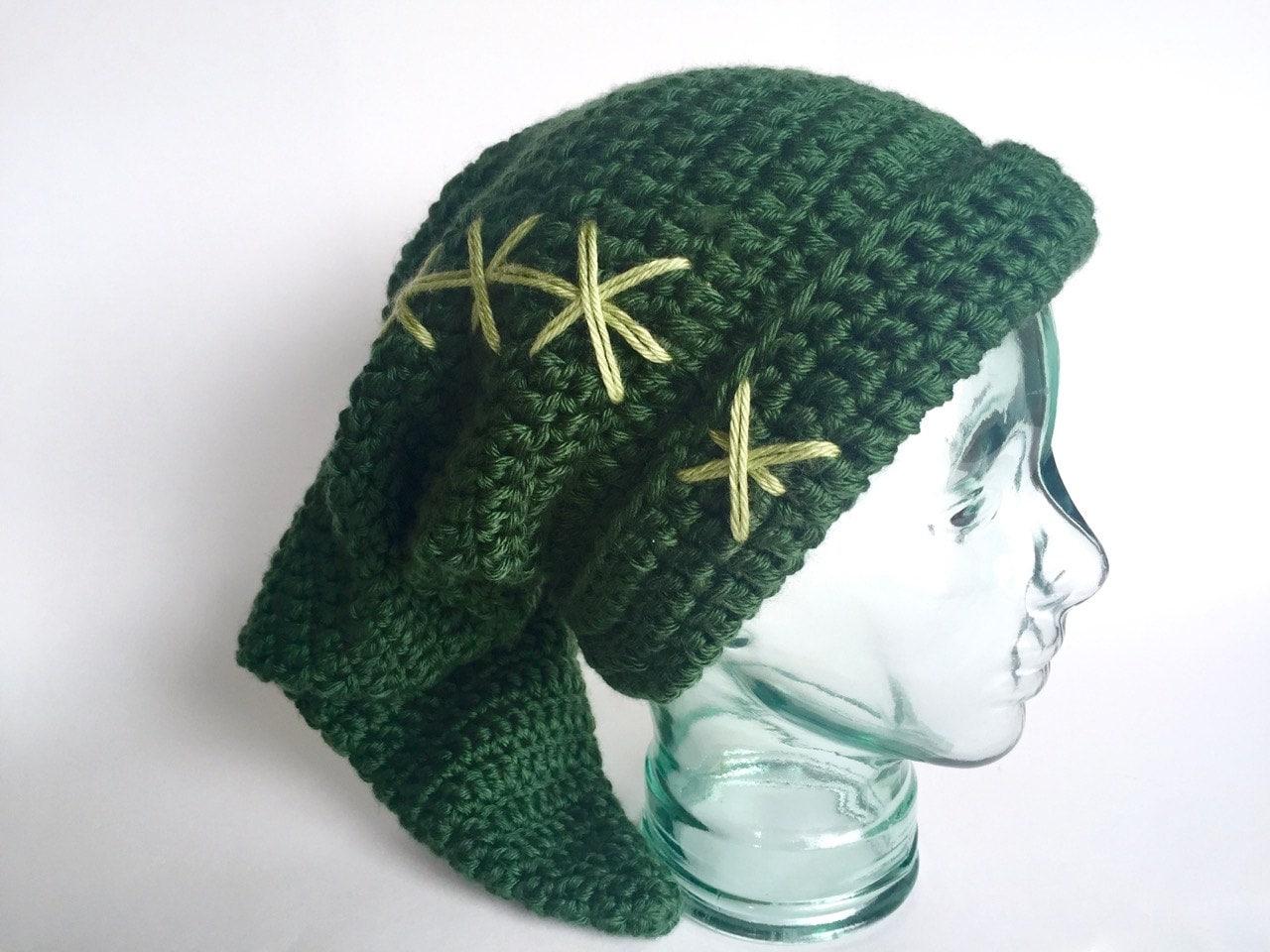 Crochet Pattern Link Hat