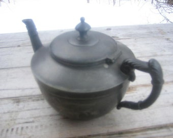Lexington S. P. Co. quadruple silver plated teapot