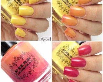 Solar nail polish - Mai Tai 7ml Vegan