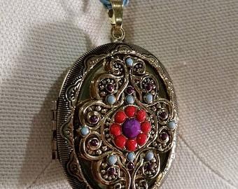 Ornate Locket