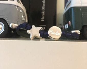 Pulsera Personalizada Born con Estrella