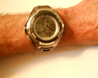 Large mens sports watch