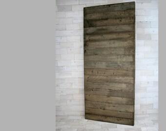 aka barn door weathered modern