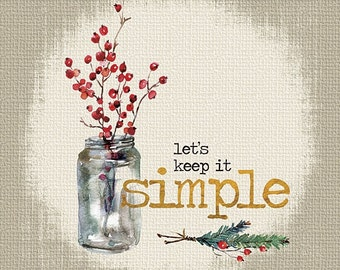 MA2171 - Keep it Simple - 12 x 12