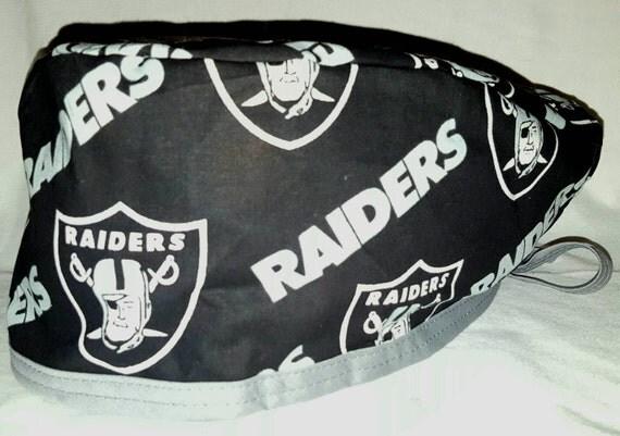 Raiders Surgical cap